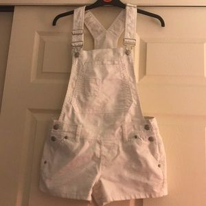 Other - White Overalls